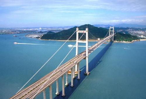 """南沙大桥:粤港澳大湾区的新""""动脉"""""""