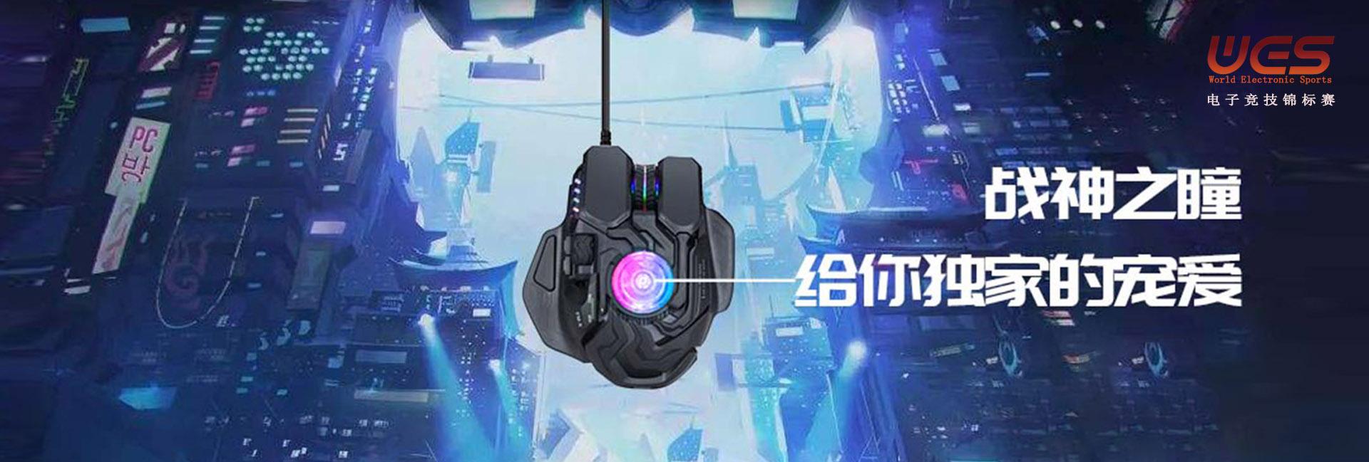 富民电子微(鼠标+鼠标垫)